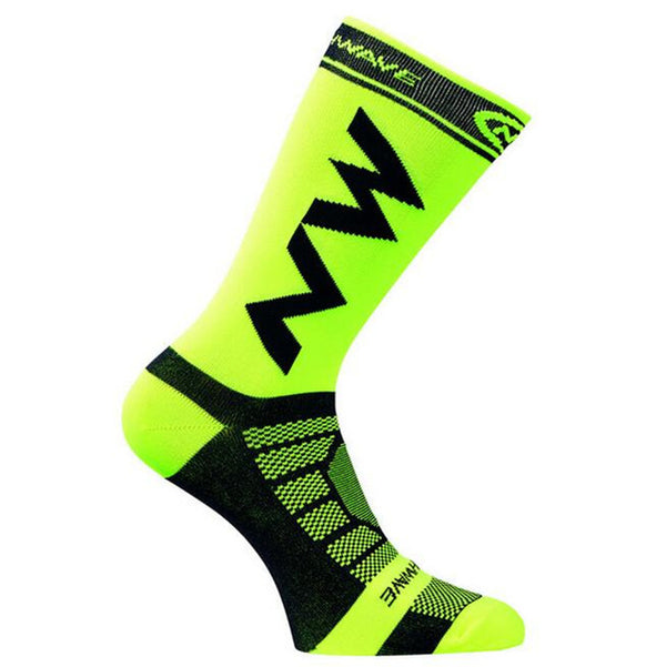 Coolmax Cycling Socks Breathable Basketball Running Football Socks
