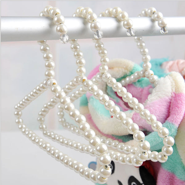【5pcs/10pcs】Pearl Pet Hanger Dog & Cat Hanger