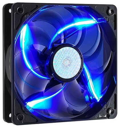 Cooler Master SickleFlow X 120mm Blue LED Fan