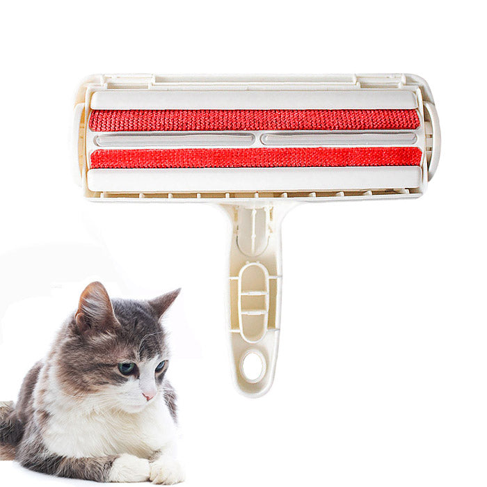 [Buy 1 get 1 free] 2-Way Pet Hair Remover Roller Removing Cat Hair for home cleaning