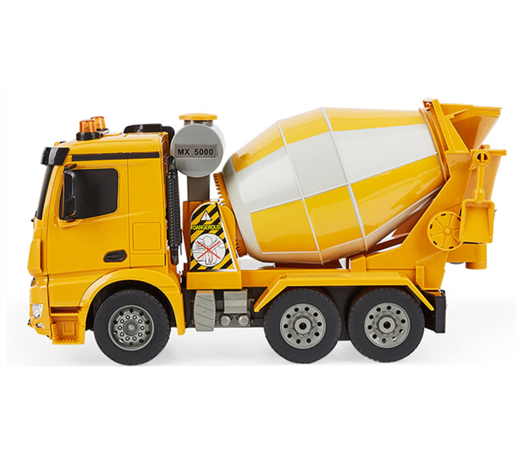 Mixer Truck Truck Remote Control Concrete Mixers Electrical Engineering Model