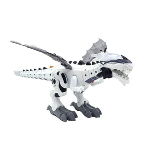 Smart Mechanical Spray Dinosaur-Shape Model