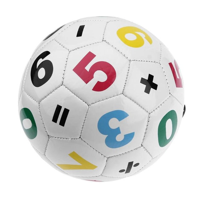 Size 2 Soccer Ball Children Kids Football Sports Intellectual Toy with Net Bag+ Air Needle