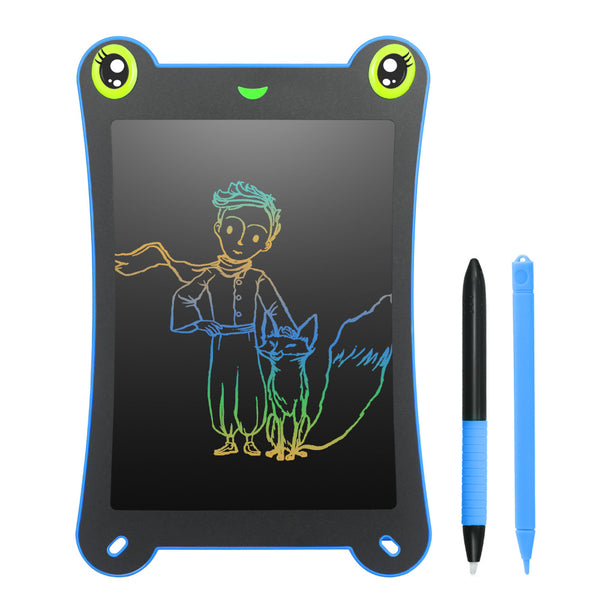 "NEWYES Colorful Screen 8.5"" LCD Writing Tablet Drawing Board Paperless Digital Notepad Rewritten Pad for Draw Note Memo Remind (Influencer Recommend)"