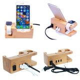 Charging Station Multiple Device iPhone Dock