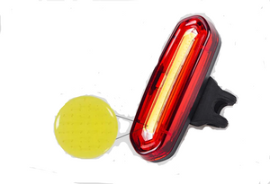 lumens USB Rechargeable Bicycle Sports Rear Light Cycling LED Flashlight Waterproof MTB Road Bike Tail Light Lamp for Bicycle Sports