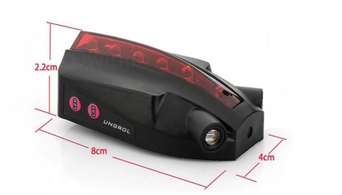 Coolest Laserlights For Bicycle Riders