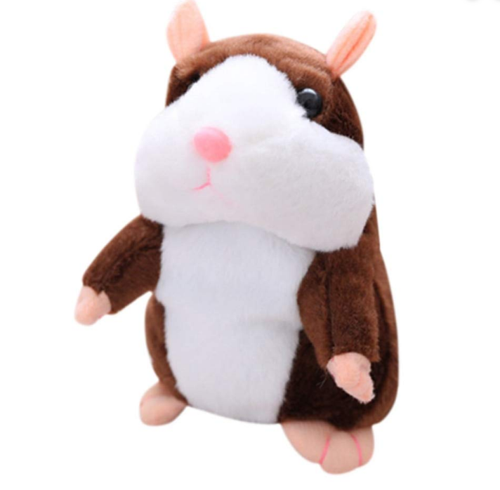 Hot Talking Hamster Electronic Pet Toy Cute Sound Recording