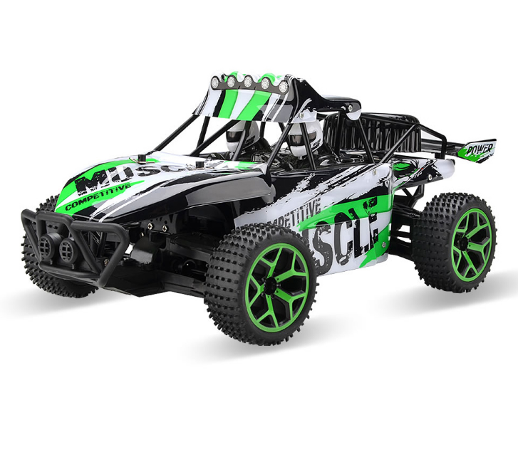 RC Car 1/18 Hobby 2.4G 4CH 4WD Rock Crawlers Double Motors Drive Buggy Remote Control Car Model Off-Road Vehicle RTR Toys