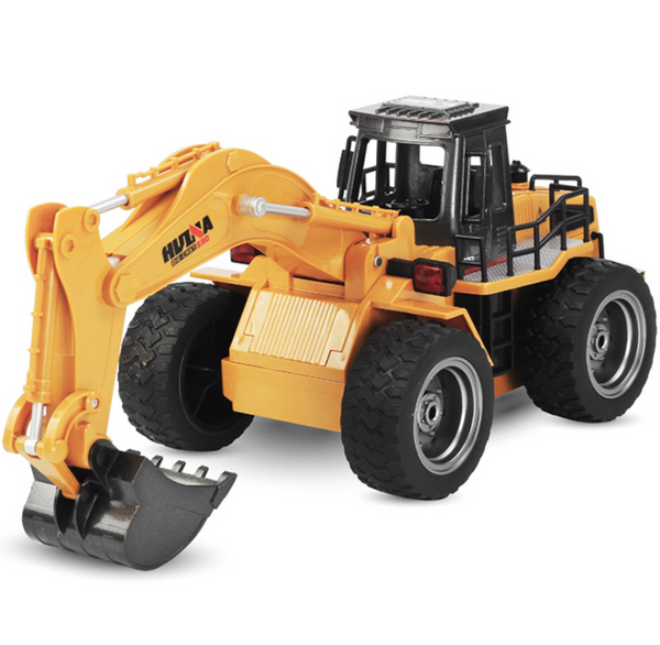 [Best Gift For Your Children] 1:18 RC Construction Vehicles