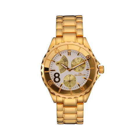 Women's watch With Rotatable Bezel 100M Water Resistant