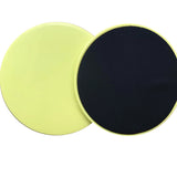 Yoga Gliding Fitness Discs Glide Core Sliders Exercise