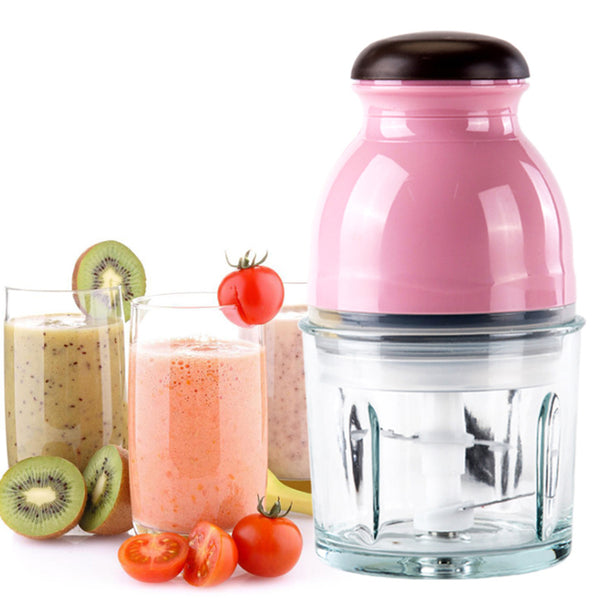 250W Mini USB Multi-function Household Electric Meat Grinder Fruit and Vegetable Milkshake Mixing Cup