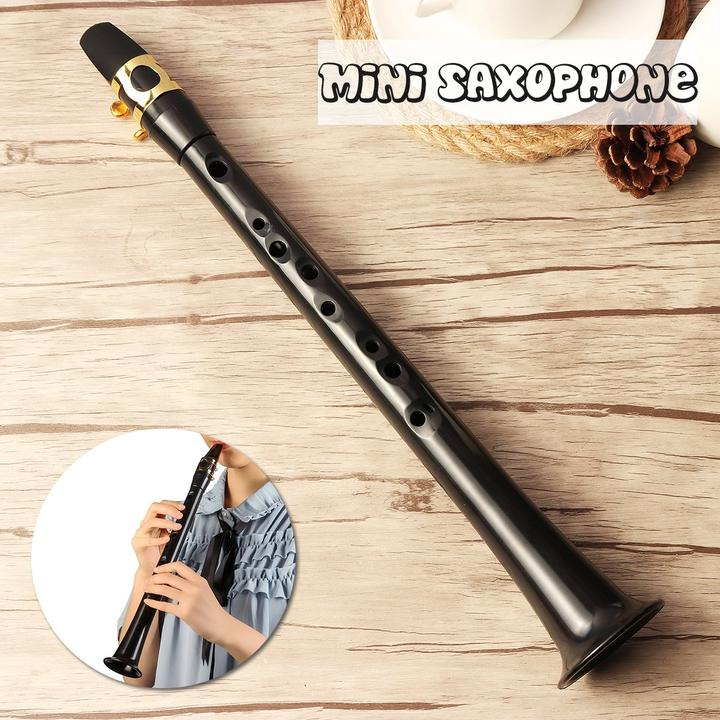 Mini Pocket Bb Saxophone