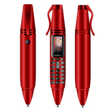 "Pen mini Cellphone 0.96"" Tiny Screen GSM Dual SIM Camera Flashlight Bluetooth Dialer Mobile Phones with Recording pen"