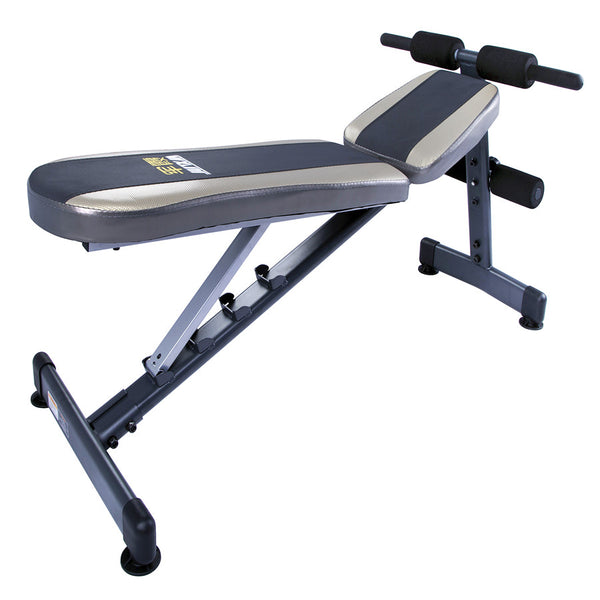 Home 6 Gear Adjustable Dumbbell Bench Authentic Sit-ups Fitness Equipment Multi-functional Supine Plate ABS Sports Chair