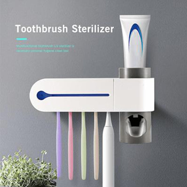 Multifunctional Toothbrush Sterilizer for family - Limited time 50% off