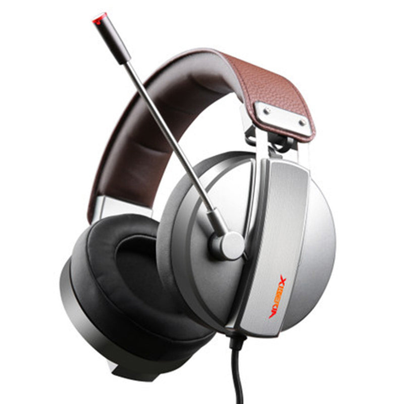 Xiberia S22 3.5mm Audio / USB Wired 7.1 Surrounded Setereo Gaming Headphone Headset with Microphone