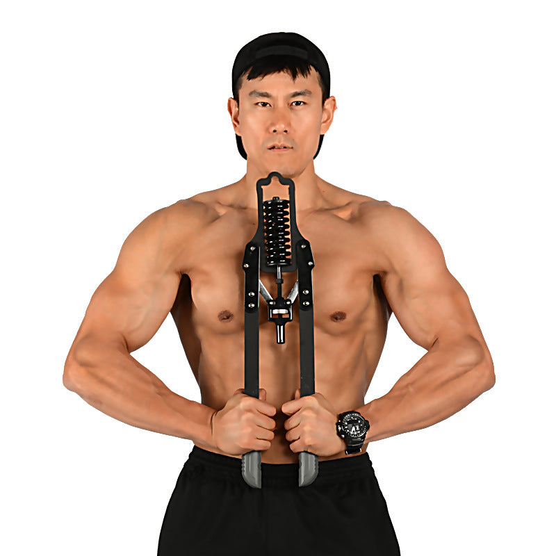 Arm strength Chest chest expander household fitness equipment arm rod adjustable speed arm chest arm muscle training