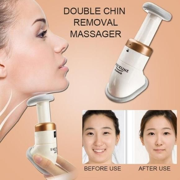 Portable Chin Massage Neck Slimmer Neckline Exerciser Reduce Double Thin Wrinkle Removal Jaw Flexer