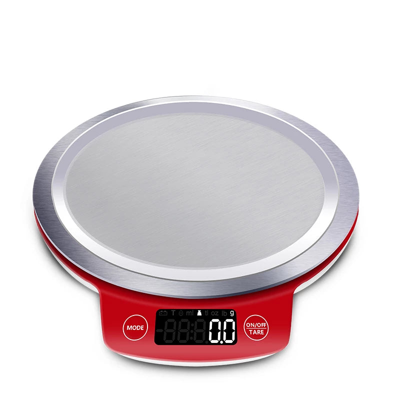 C4 high precision kitchen scale household baking food electronic weighing