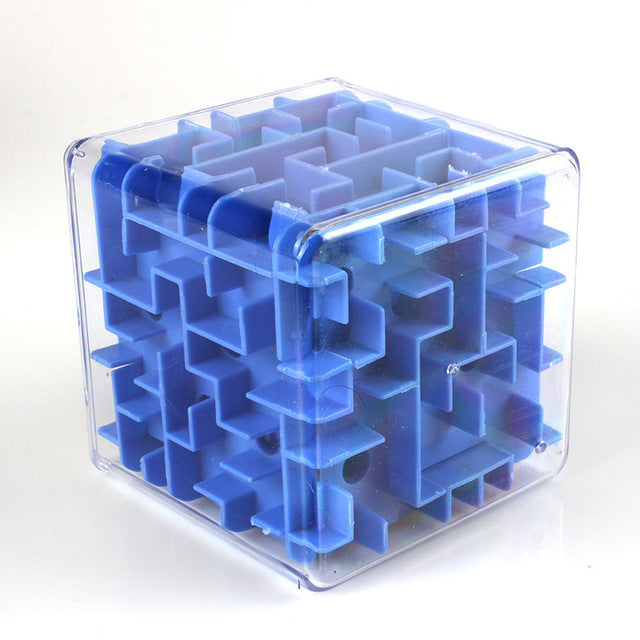[BUY 1 GET 1 FREE] 3D Cube Puzzle Maze Toy Hand Game Case Box Fun Brain Game Challenge Toys