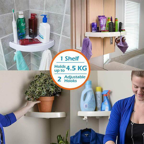 (buy one get one free)TOP SALE Corner Storage Holder Shelves