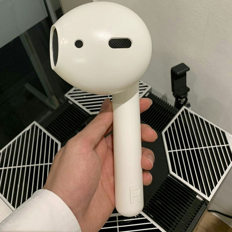"Huge ""AIRPODS PRO"" speakers"