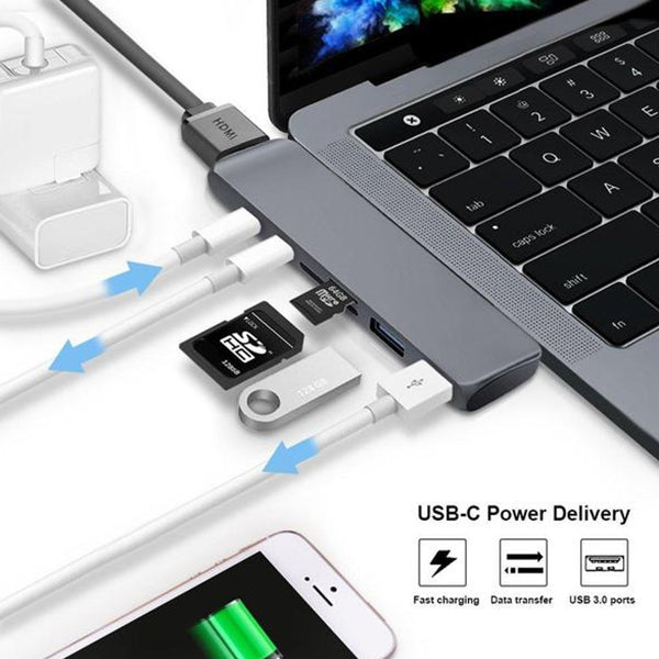 MACBOOK PRO USB TYPE-C HUB TO HDMI ADAPTER