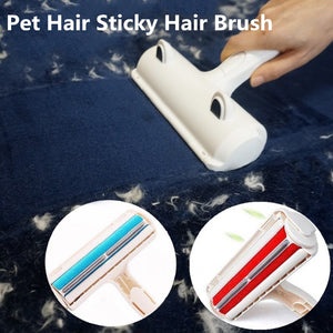 Multi-purpose Pet Hair Removal Comb for Dog Cat Sofa Sticky Hair Brush Cat Dog Sticky Hair Brush Hair Clothes