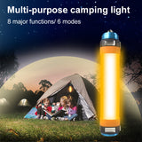IP67 Waterproof Anti-Mosquito Camping Light Tent Light Magnetic Portable Lantern Flashlight Rechargeable Hiking Camping lamp