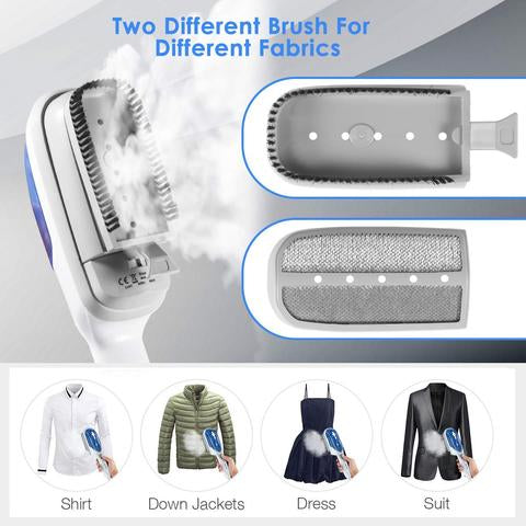 【HOT SALE】40% OFF-Professional Handheld Garment Steamers——【Upgraded Version】-بواخر محمولة