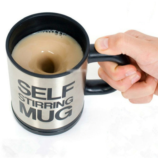 Automatic Mug One-Button Electric Stirring Cup Coffee Milk Stirring Cup