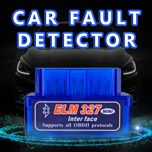 【BUY ONE GET ONE FREE】Mini V2.1 Car Bluetooth OBD2 Car Fault Detector Super Car Code Scanner With OBD2 Interface Auto Diagnostics Tool