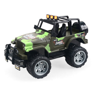 New RC Car 1:18 Scale Truck Vehicle Toy Remote Control Cars Off-road Electric Military Trucks Crawler RC Car