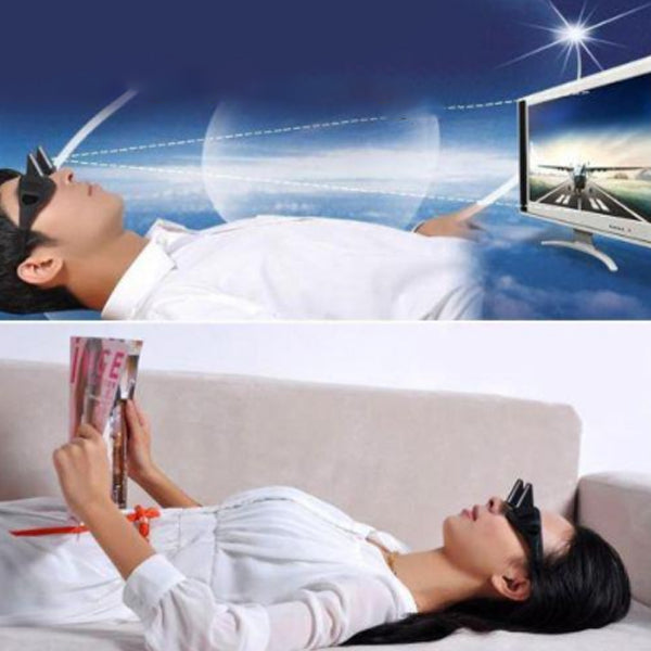 HD lazy view glasses reading watching TV