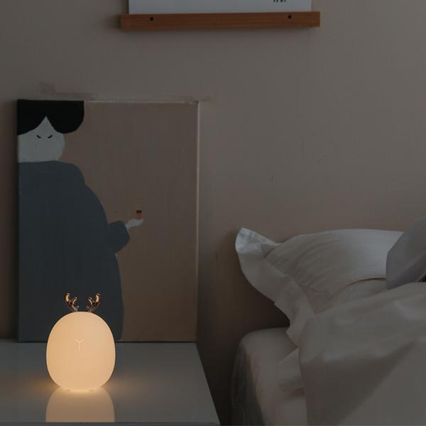 Just Squeeze Me Cute Little Lamp-silicone pat night light