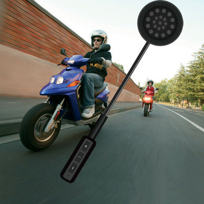 Motorcycle Helmet Headset Wireless Bluetooth V4.0 Moto Earphone Hand-free Speakers with Microphone Music Receiver USB Charging
