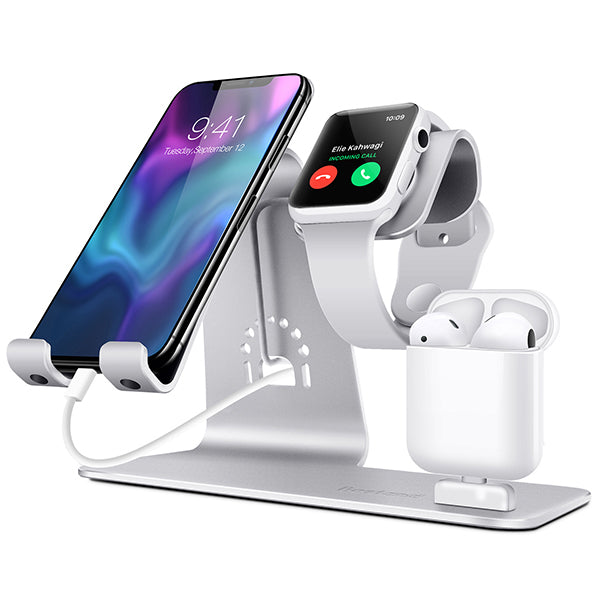 3-in-1 Wireless Apple Charging Station - 60% OFF