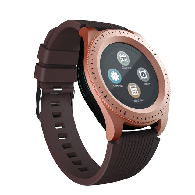 Z4 Bluetooth Smart Watch with Sim Card Android Watches Message Call reminde Sport Band Fitness Bracelet For Men Women Smartwatch