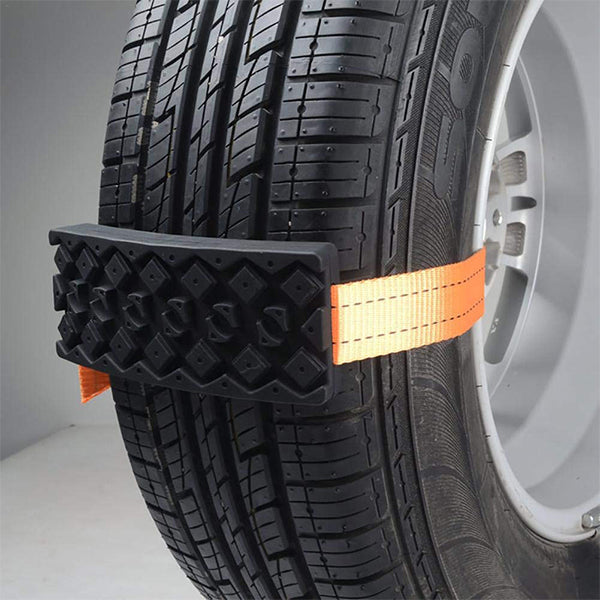 Car Tire Anti-Skid Block (2 PCS) Safe Driving