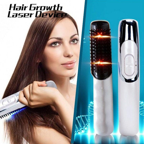 Health Hair Growth Laser Comb(BUY 2 Save 69 SAR )