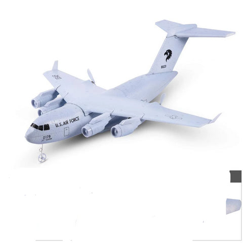 [Limited Time Sale]C17 C-17 Transport 373mm Wingspan EPP DIY RC Airplane RTF