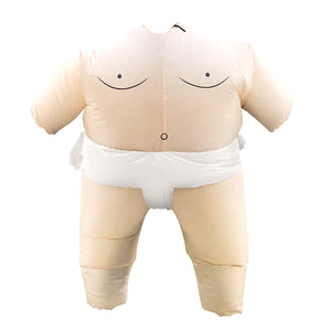Parent-child Activity Rave Party Funny Sumo Inflatable Performance Prop Clothes Costum