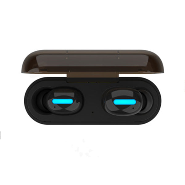 【Fee Gift: Chest Bag】Q32 Bluetooth 5.0 Earphones TWS Wireless Headphones Blutooth Earphone Handsfree Headphone Sports Earbuds Gaming Headset Phone PK HBQ