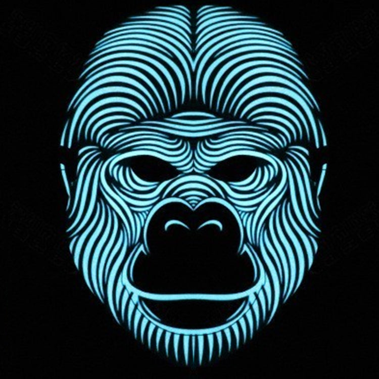 【40% OFF + FREE Shipping】An Electro-Luminescent MASK
