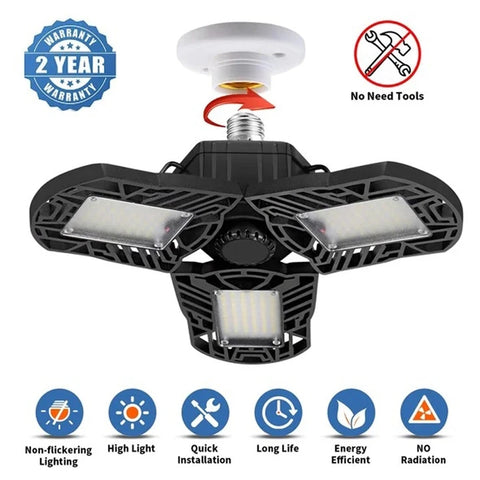 (BUY 2 SAVE 50SAR)🔥Super Bright LED Home Lights