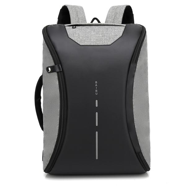 【الساخن بيع حقيبة الظهر】Journey to the Core - Scientifically Engineered Foldable Backpack for Commuters & Travellers