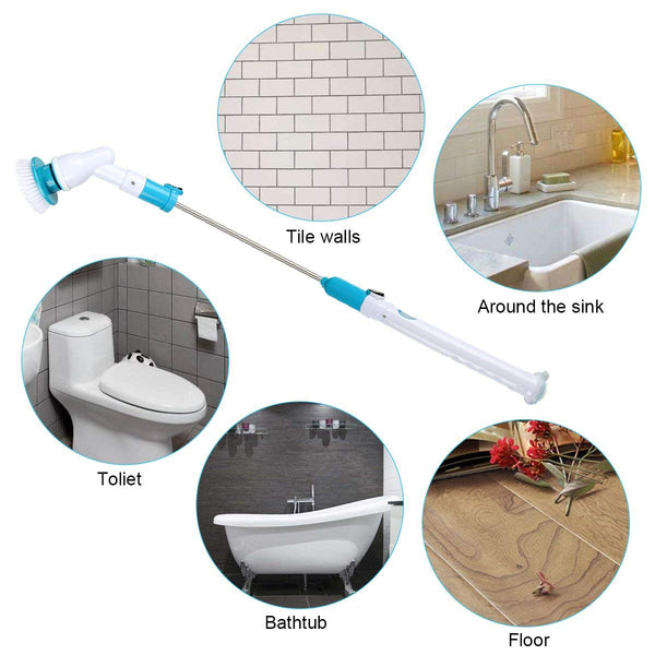 Wireless Multi-Function Electric Rotary Cleaning Brush