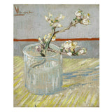 Spring of Flowering Almond in a Glass Canvas Prints Wall Art by Van Gogh Famous Oil Paintings